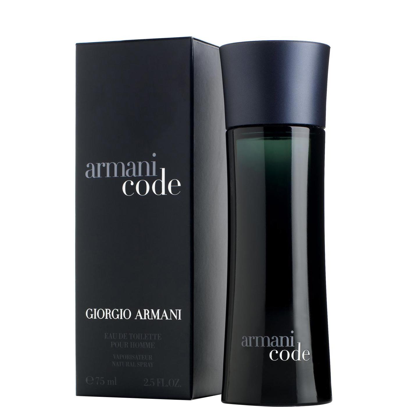 купить мужские духи Giorgio Armani Armani Code в минске