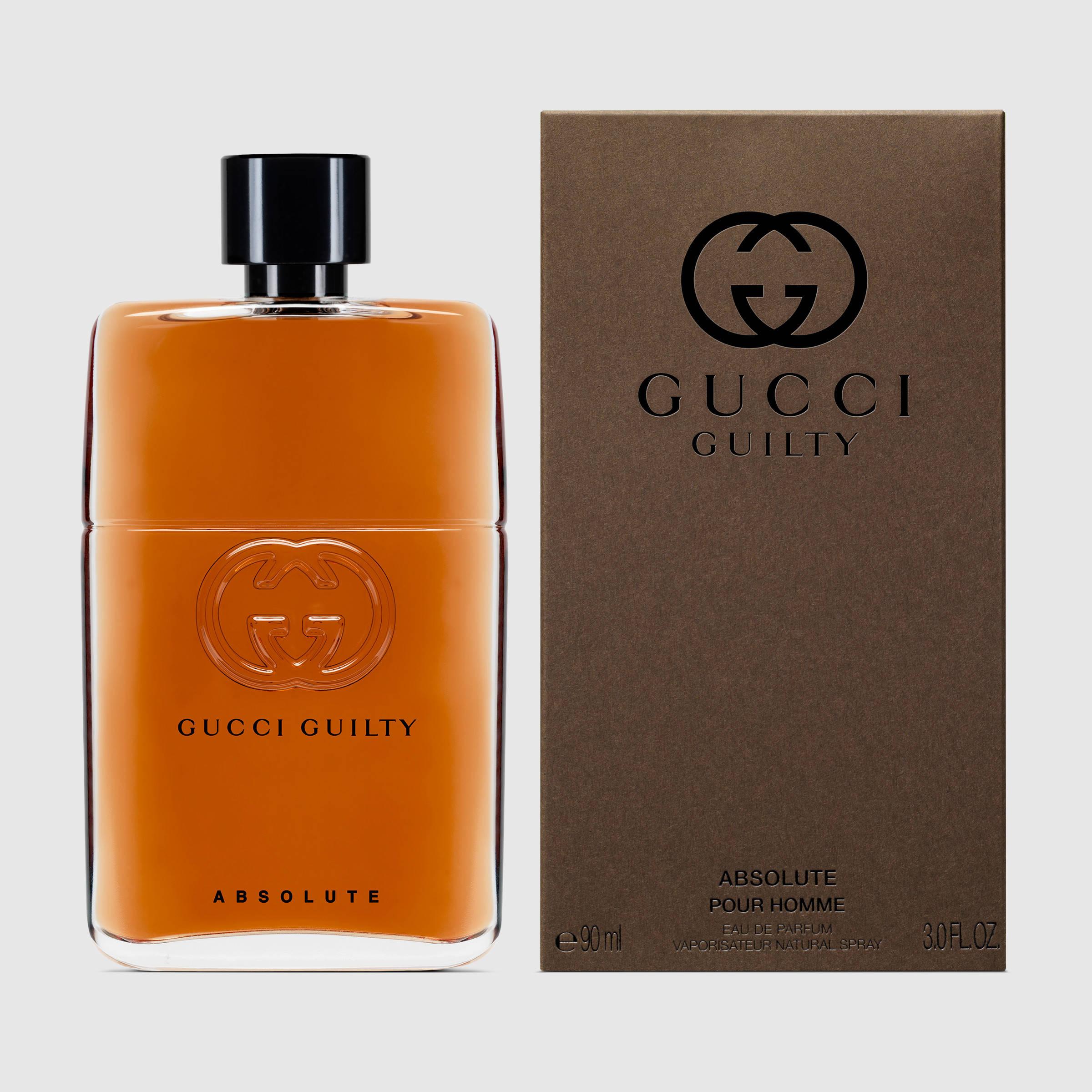 Gucci Gucci Guilty Absolute Pour Homme For Men купить в минске